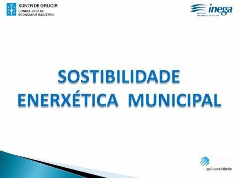 Imaxe - Xornada sobre sostibilidade enerxética municipal